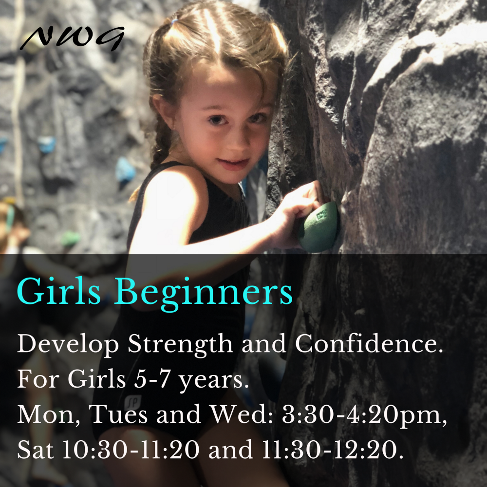 Girls Beginners Gymnastics NWG nwgmountisa mount isa