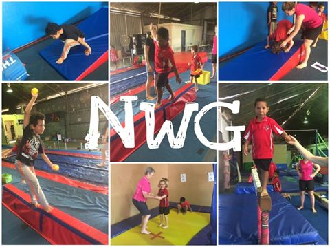 Mount Isa State Special School - North West Gymnastics