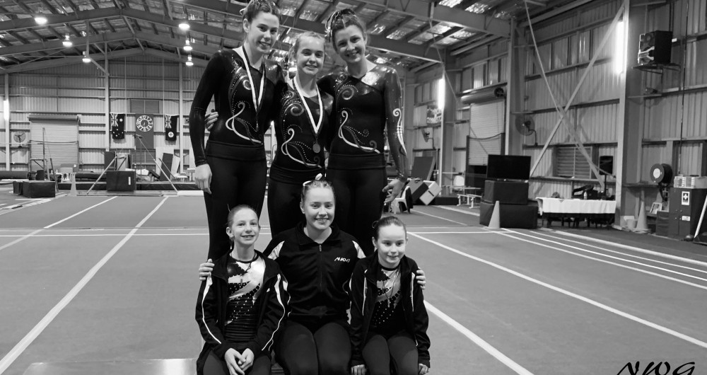 NWG 2019 Junior Regionals Gymnastics Competition Mackay Mount Isa North West