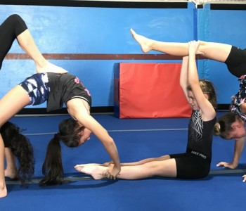 NWG Acrobatics Mount Isa North West Gymnastics Acro