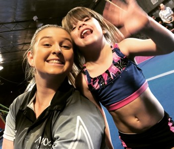 NWG Hannah North West Gymnastics Mount Isa Coaches