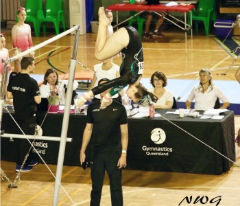 NWG North West Gymnastics Mount Isa States 2019 Uneven Bars
