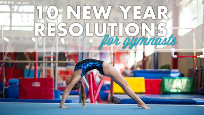 NWG North West Gymnastics New Years Resolutions for Gymnasts Mount Isa nwgmountisa