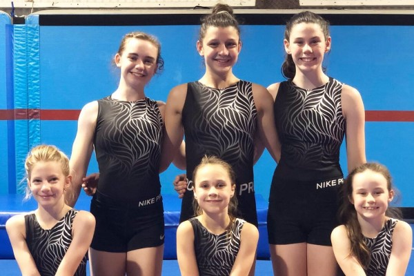 North West Gymnastics Mount Isa NWG Competitive WAG