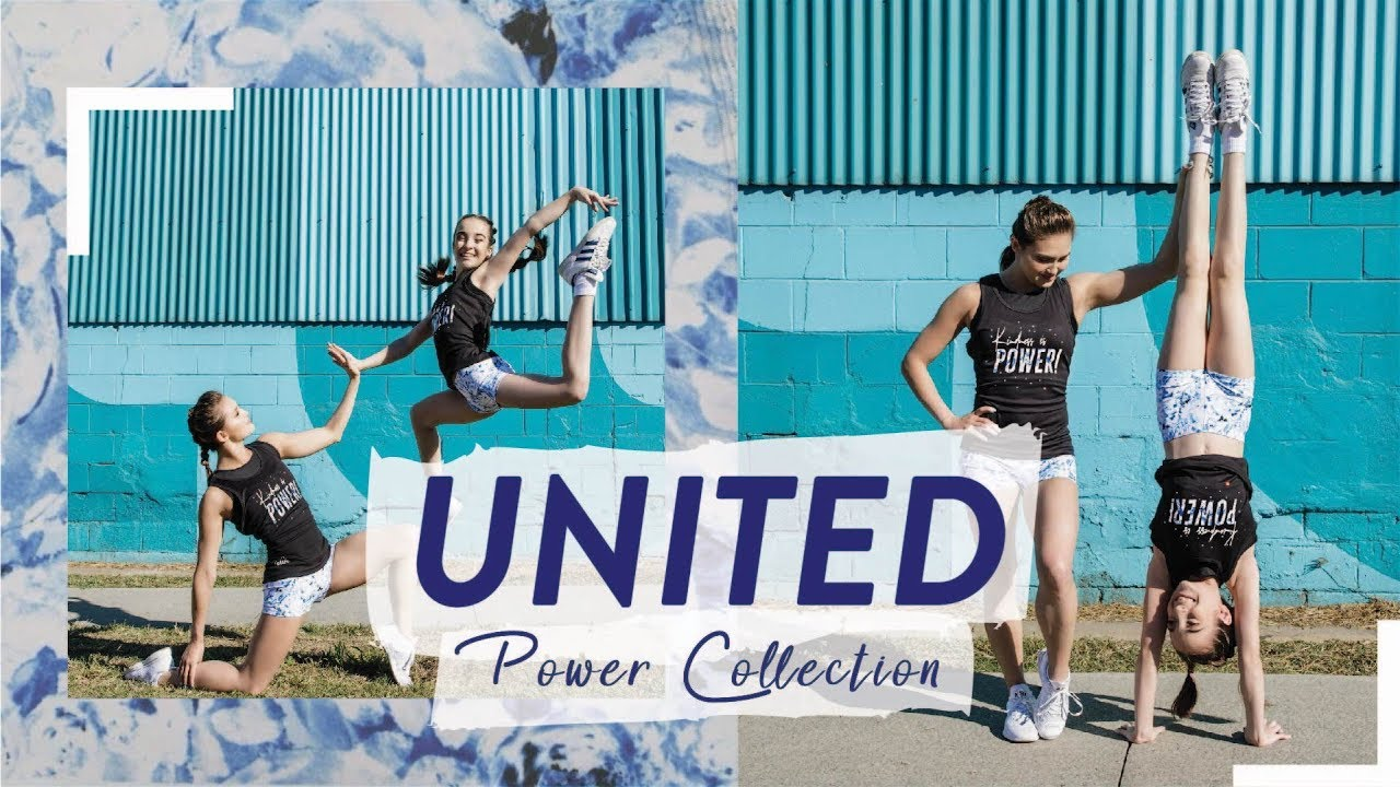GMD Active Wear North West Gymnastics Mount Isa NWGMOUNTISA SINGLET United Power Activewear mount isa gymnastics