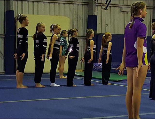 Hughenden Gymnastics Competition North West Gymnastics Mount Isa nwgmountisa northwestgymnastics