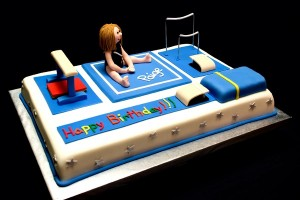 NWG North West Gymnastics Birthday Portfolio