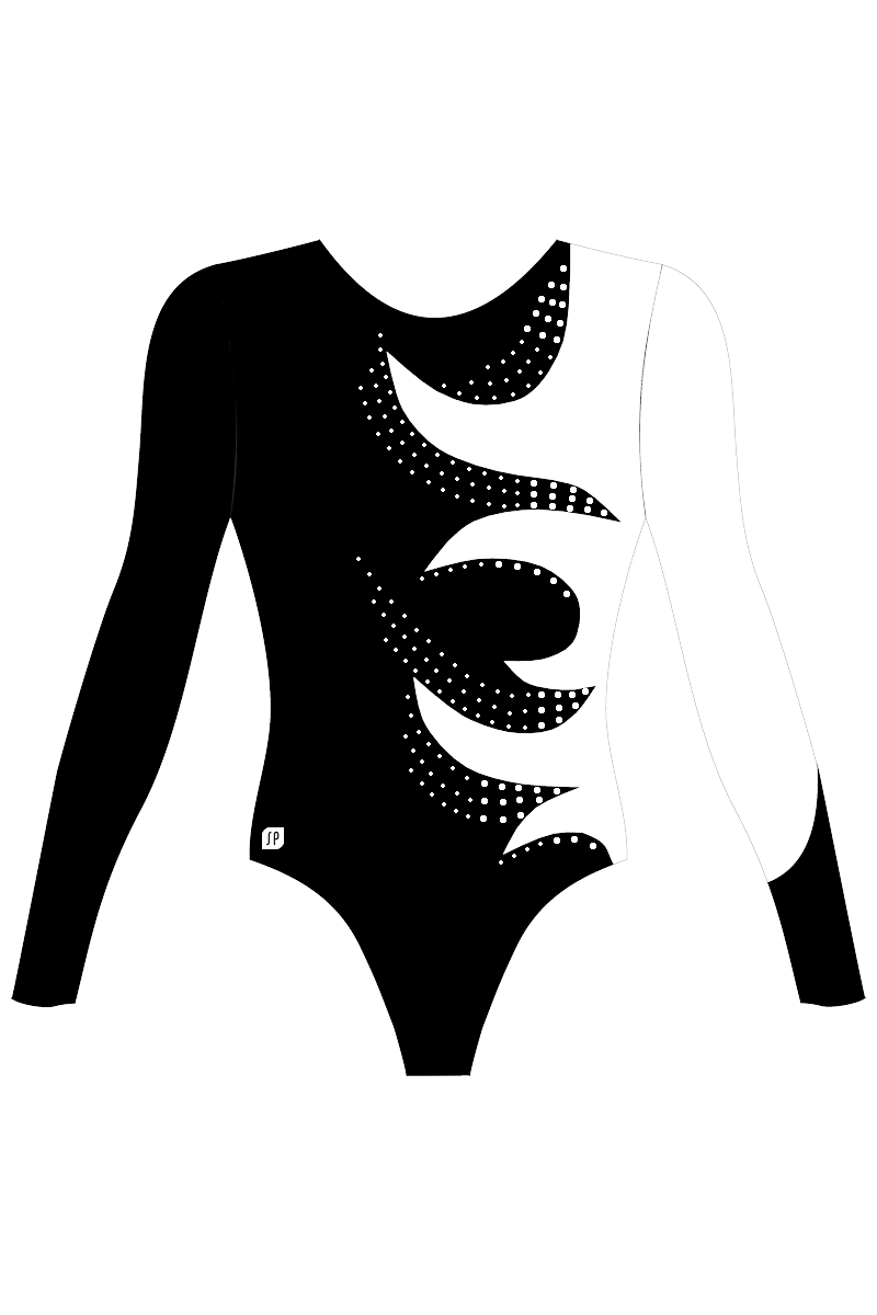 Level 7-10 Competition Leotard NWG