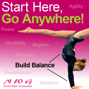 North West Gymnastics Flexibility and Fundamental Skills