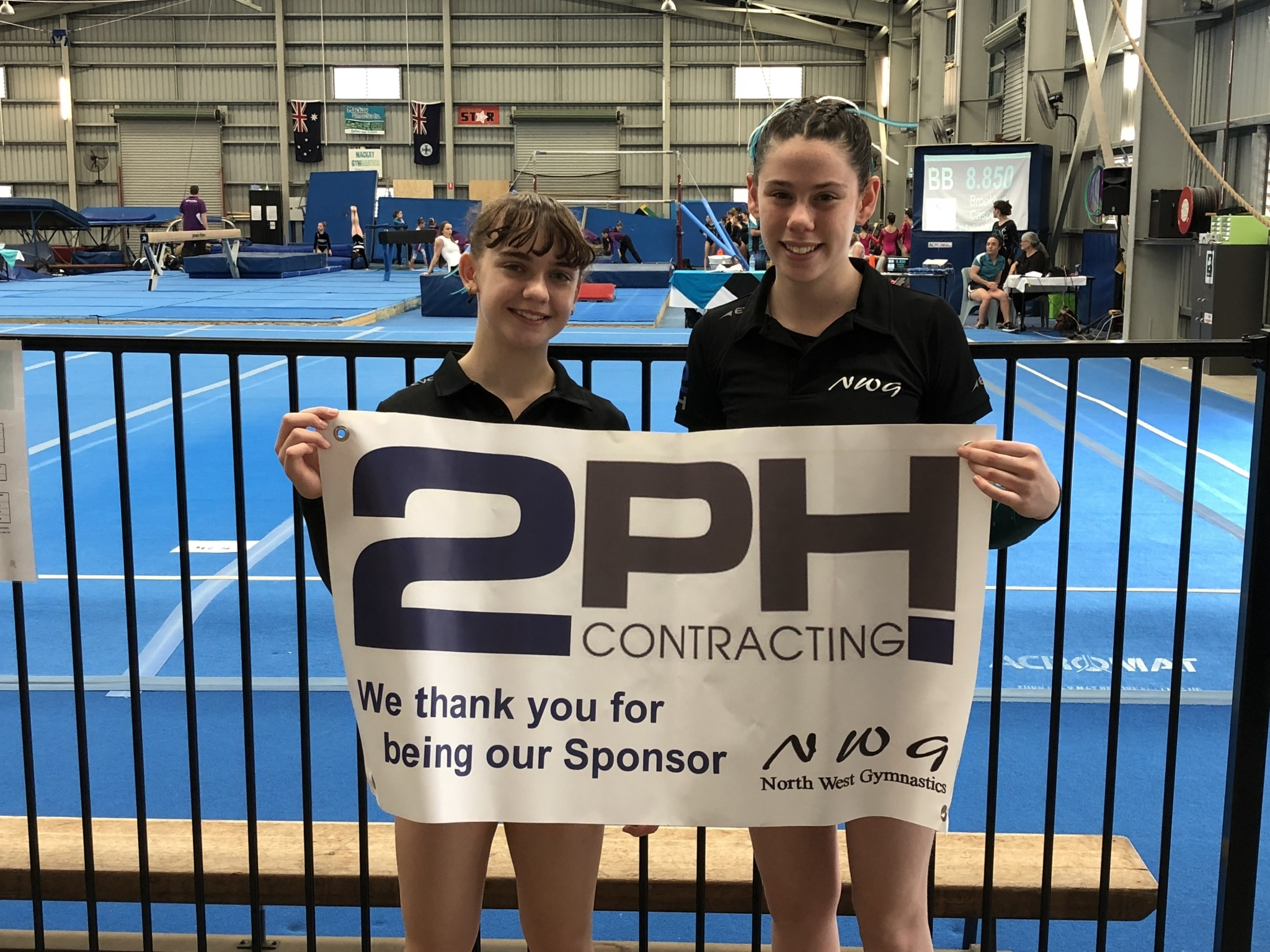 NWG 2PH Junior Regionals North West Gymnastics #nwgmountisa #mountisagymnastics #northwestgymnastics
