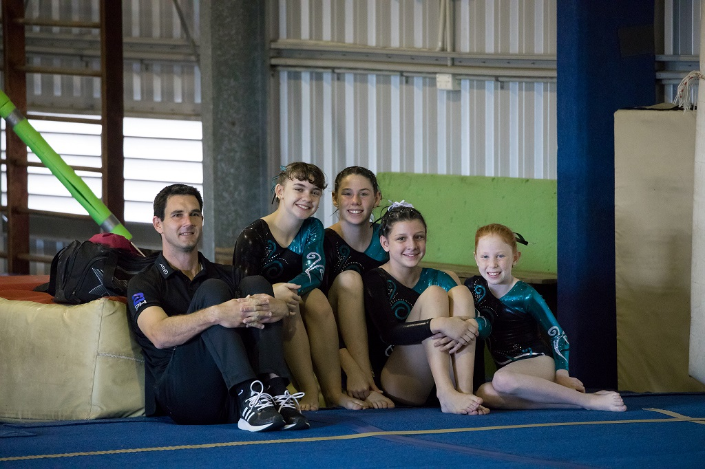 NWG North West Gymnastics Mount Isa Coaches