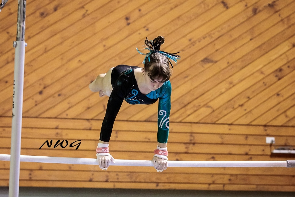 2018 Gymnastics Queensland, Junior MAG & WAG Championships held at the Chandler Area, Sleeman Sports Centre, Chandler Brisbane, Queensland, Australia, 24/9/2018 nwgmountisa North West Gymnastics mount isa uneven bars