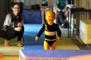 NWG North West Gymnastics Portfolio Support